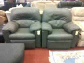 Electric armchair & armchair tcl 16613. Manager's special £99