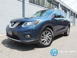 2015 Nissan Rogue SL AWD! Loaded! Easy Approvals!