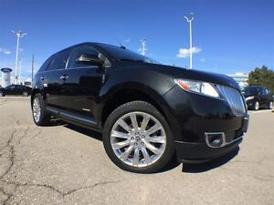 2013 Lincoln MKX Leather,Vista Roof,Navigation!!