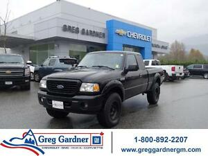 2009 Ford Ranger XL Super Cab