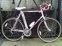 Classic Retro Challenge Hurricane mens large Road Bike Racing Racer