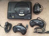 Sega megadrive 1 complete