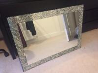 Sparkle mirror - £30