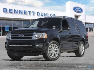 2016 Ford Expedition LIMITED-MOON ROOF-NAV