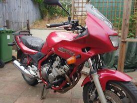 Yamaha XJ600 S Diversion