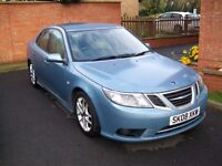 SAAB 9-3 VECTOR 2008, MINT CONDITION,AUTOMATIC, TIMING BELT HAS BEEN CHANGED, NEW BATTERY