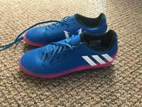 Boys Adidas football boots - size 2