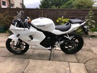 Hyosung GT125R, Learner Legal, Low Mileage