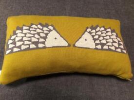 Scion Spike Hedgehog Cushion