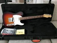 Fender USA standard telecaster 2016