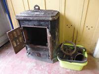 Danish woodburning stove - for renovation