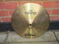 "Cymbals - Zildjian Scimitar 16"" Crash Cymbal"