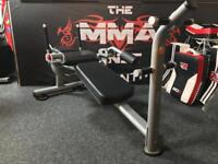 WEIGHT BENCH HOME FITNESS MULTI GYM SIT UP WORKOUT ABS