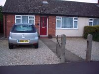 EXCHANGE 2 BED BUNGALOW FOR 2 BED HINGHAM /WYMONDHAM NORFOLK / BASILDON ESSEX AREAS