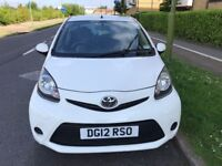 "TOYOTA AYGO 2012 vvti Manual CAT ""C"""
