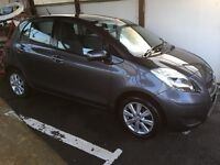 1.3 Toyota Yaris Automatic low miles, low tax