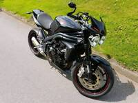 Triumph speed triple 1050 special limited