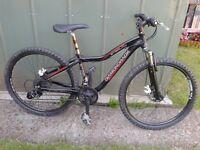 diamondback stealth mountain bike