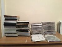 CD AND DVD COLLECTION 60 CDS & DVD VERY CHEAP