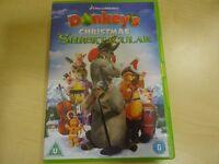 SHREK DVD - DONKEYS CHRISTMAS SHREKTACULAR