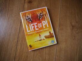 DVD: LIFE OF PI: