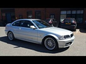 Bmw 328ci coupe low mileage