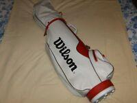 Golf Clubs, Spalding Cannon, Full Set + Bag + Balls & T's +