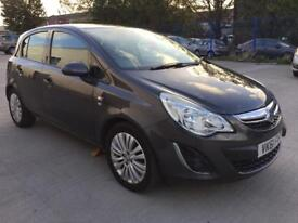 VAUXHALL CORSA 2011, 1.4 i 16v EXCITE 5dr, ONE PREVIOUS OWNER