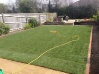 Lush Lawns, Turfing Specialist, Covering Sussex