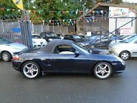 Porsche Boxster 2.7 986 Convertible 2dr INCREDIBLE DESIRABLE SPORT CAR 04/04