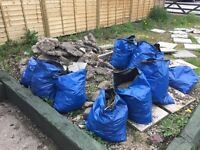 Free to Collect Large Amount of Concrete/Paving Slabs, Rocks and Stones
