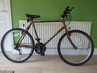 "MENS MOUNTAIN BIKE..""RALEIGH MERIDIAN-SPECIAL EDITION"".GREAT BIKE IN EXCELLENT CONDITION. READY TO R"
