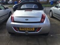 For sale... FORD STREETKA!GOOD CONDITION, 7 M0NTHS MOT, £1,000 ono