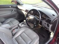 Vw Passat 1.9 diesel adtate 2001 semi auto