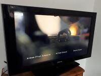 40 inch - Samsung full HD black LED TV