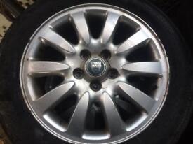 Jaguar alloys