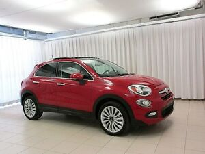 2016 Fiat 500X BE SURE TO GRAB THE BEST DEAL!! w/ HEATED LEATHER