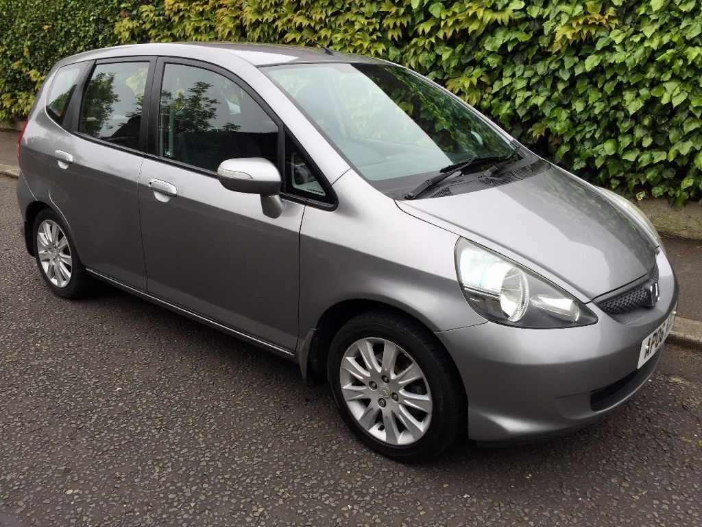 2006 honda jazz automatic service history 01 previous owner low mileage in stanmore. Black Bedroom Furniture Sets. Home Design Ideas
