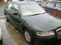 rover 416 1998 mot aug 2017