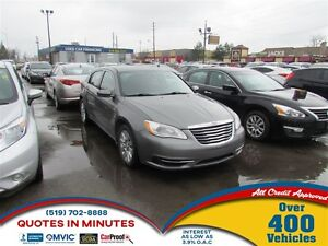 2012 Chrysler 200 LX | CLEAN | MUST SEE