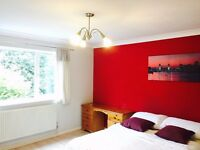 Large Double Room - all bills inclusive