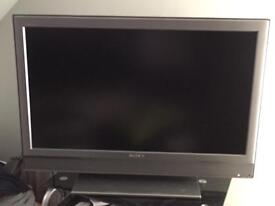 """Sony 37"""" LCD television"""