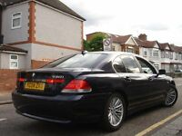 /// BMW 730I AUTOMATIC 7 SERIES /// LUXURY CAR /// 2004 PLATE NEWER SHAPE /// SAT NAV LEATHERS /
