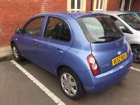 Nissan micra for parts