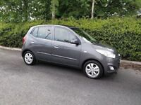 2011 1.2 Hyundai I10 Style – PERFECT 1ST CAR, LOW INSURANCE, NICE SPEC, MOT MARCH 19, GREAT VALUE
