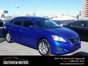 2013 Nissan Sentra 1.8 SR|NAVIGATION|B.CAMERA|AUTO|SUNROOF