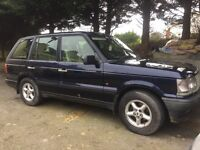 Land Rover Range Rover 4.6 petrol