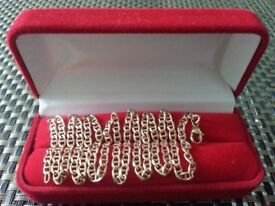 Real Gold necklace chain 18k 750 very nice