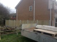 FENCING/FENCE PANEL FITTING SERVICE IN AND AROUND THE NOTTINGHAMSHIRE LINCOLNSHIRE/DERBYSHIRE AREA
