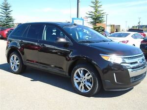 2013 Ford Edge SEL - Towing package, power liftgate